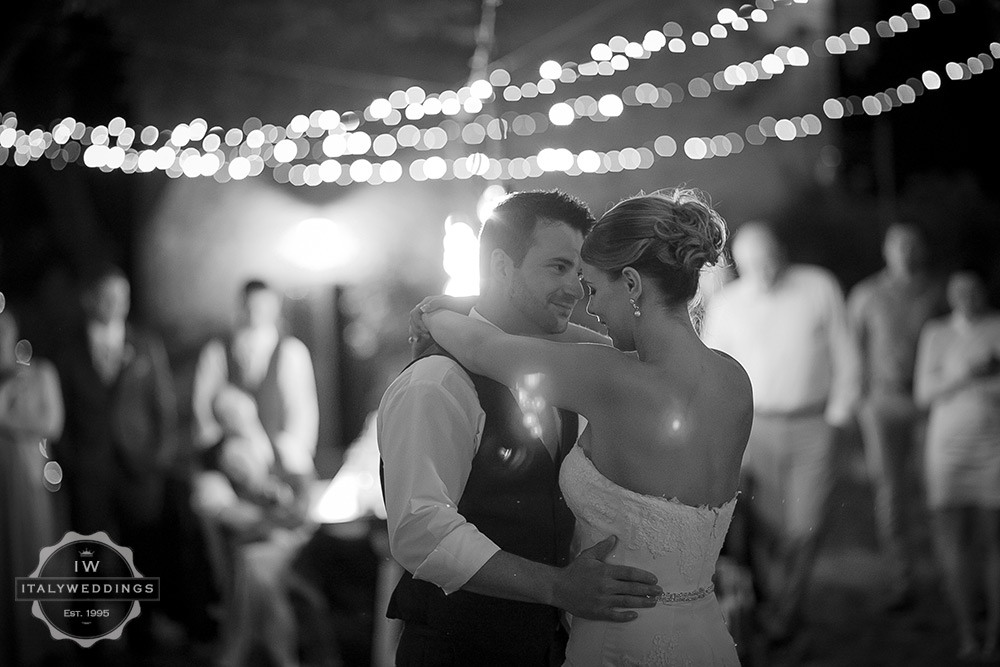 Ashleigh and Tyler first dance
