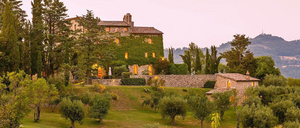 wedding villa Umbria