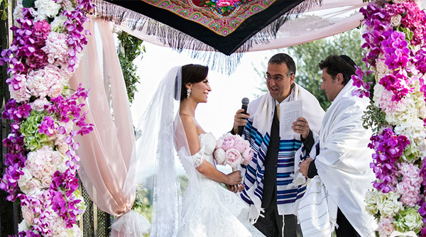 chuppah orchids