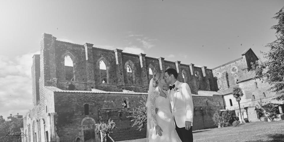 Charlotte and Karim San Galgano