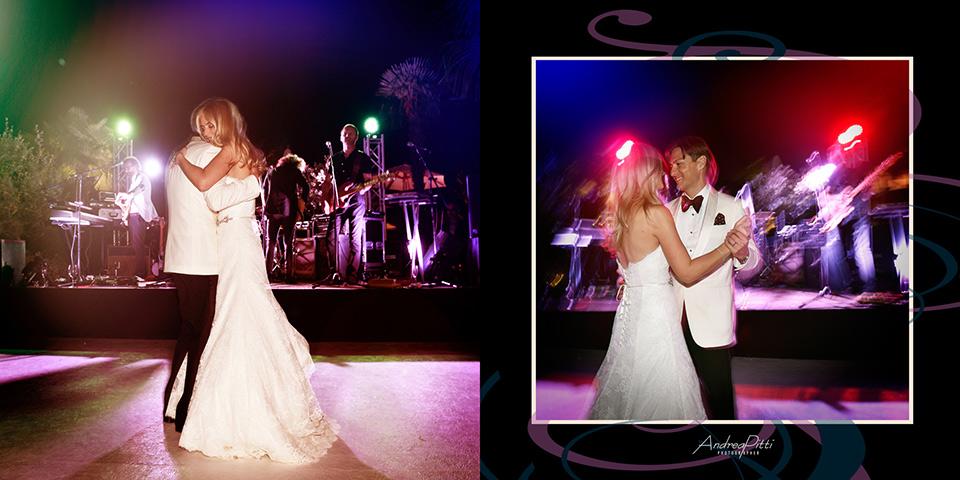Charlotte and Karim first dance