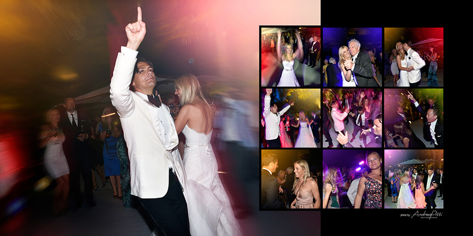 Charlotte and Karim wedding dance