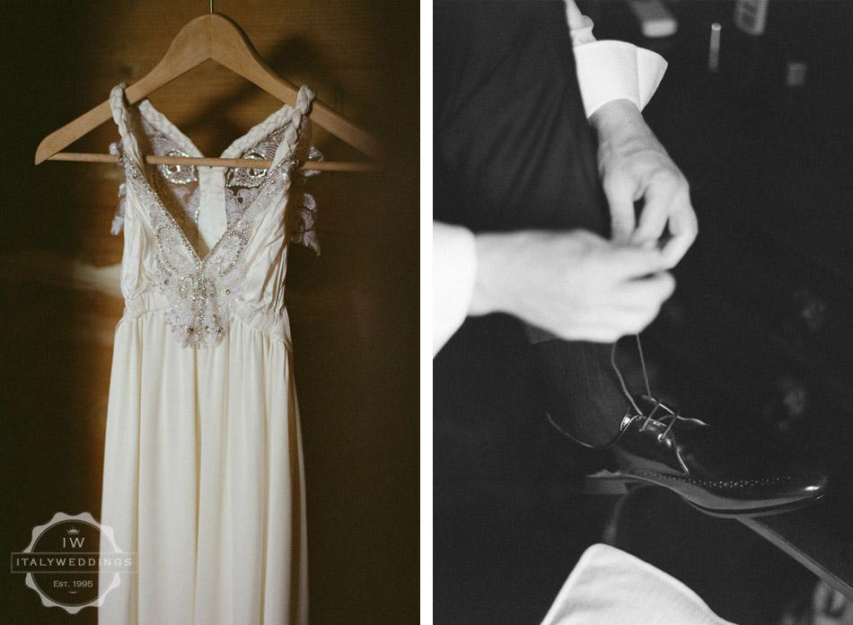 Ciara and Mark dress