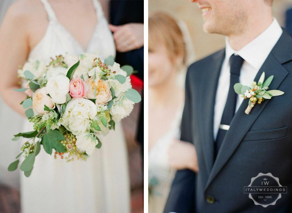 Ciara and Mark bouquet