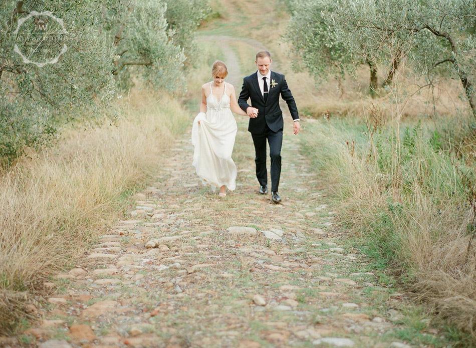 Ciara and Mark Tuscany