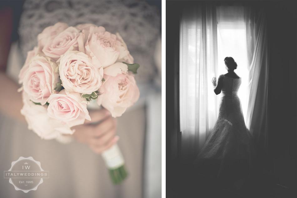 soft pinks bouquet