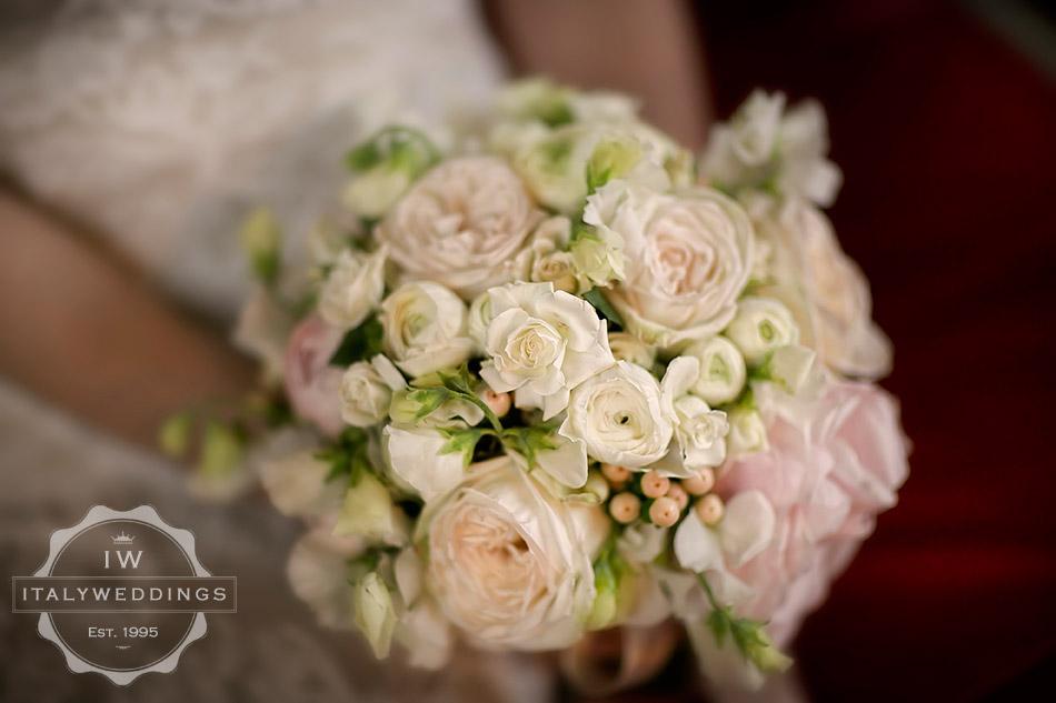 Gretchen and John bouquet