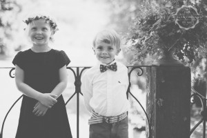 page boy and flower girl