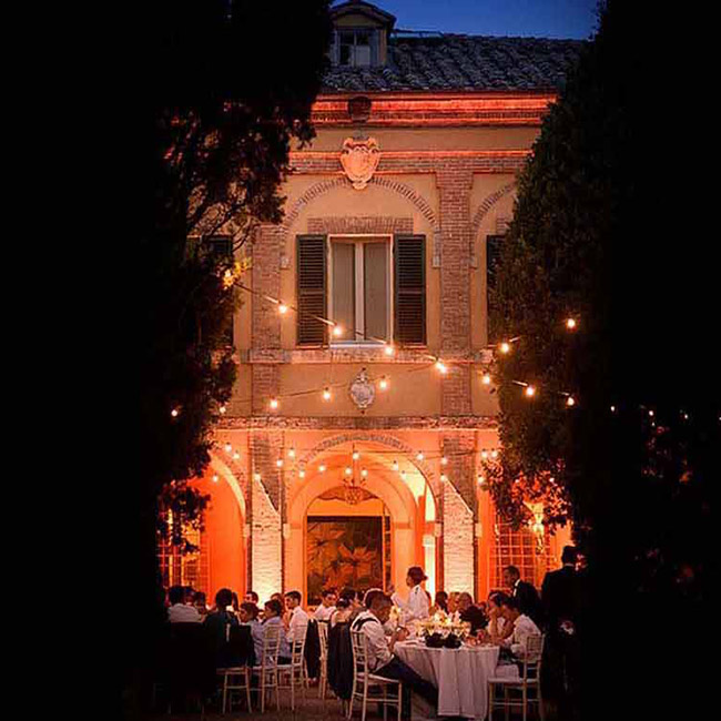 Wedding villa southern Tuscany