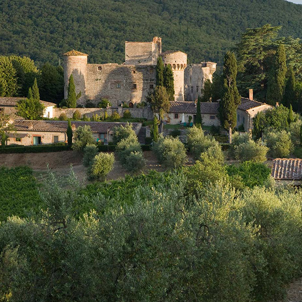 Castello di Monticiano
