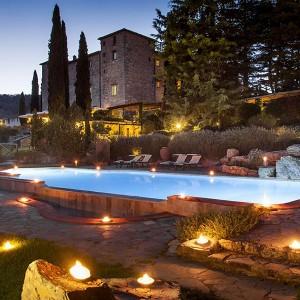 Castello di Spaltenna luxury wedding venue Chianti