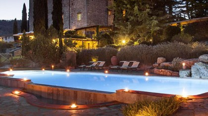 Castello di Spaltenna luxury wedding venue Chianti