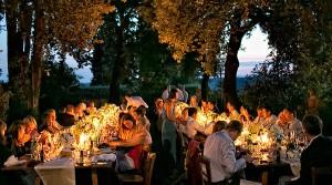 wedding candle lighting