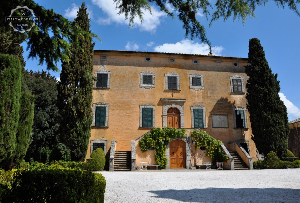 Villa Francesca Italyweddings