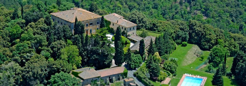 wedding villa Volterra San Gimignano