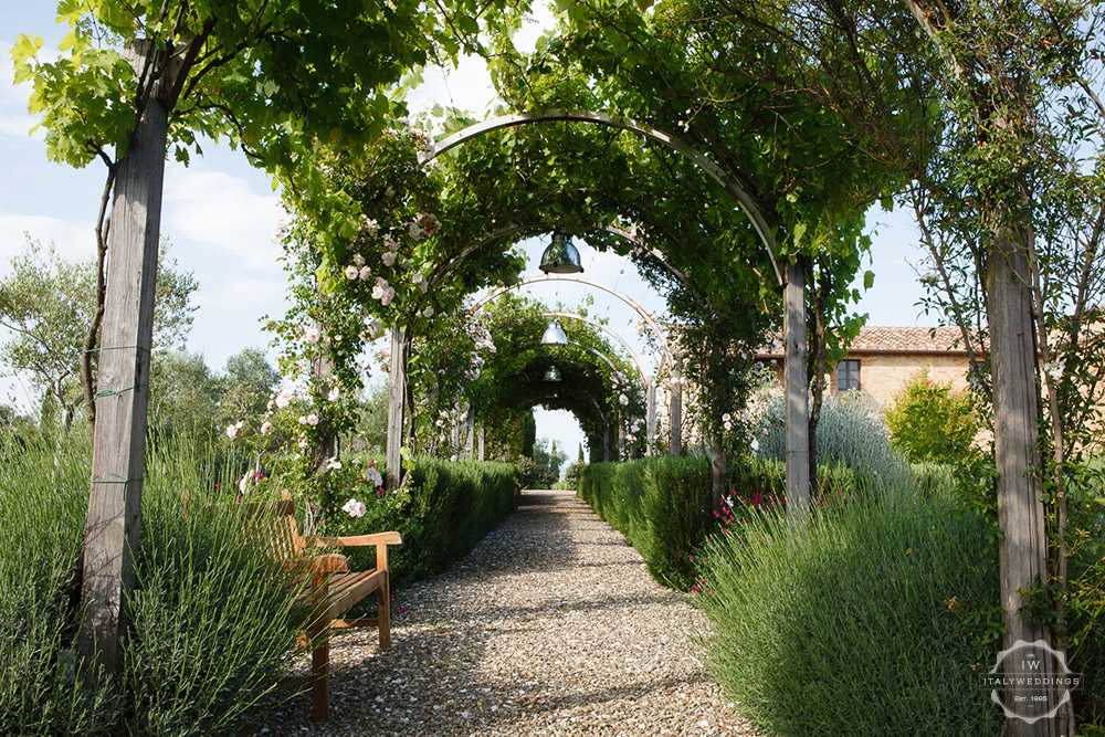 tuscany wedding venue