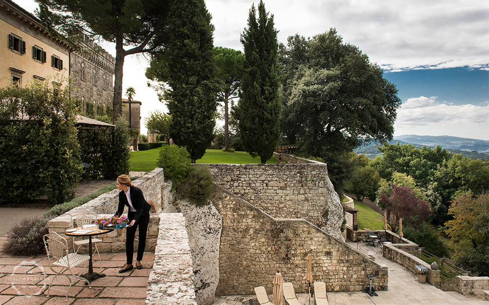 tuscany wedding villa