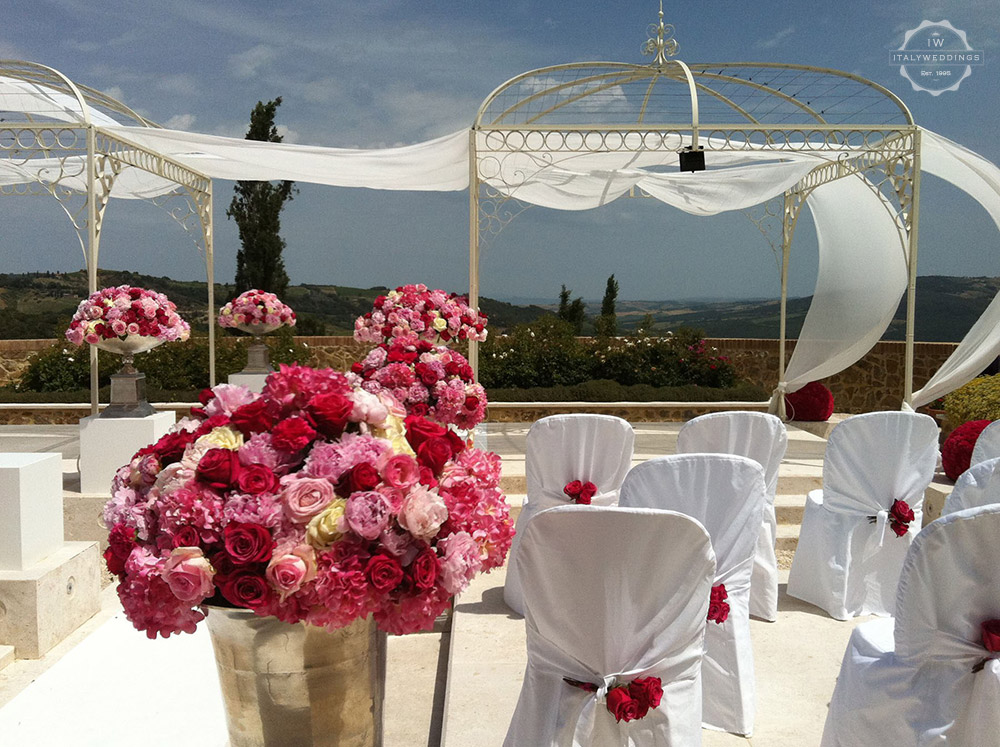 Castello di Velona wedding venue Montalcino
