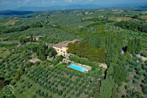 Florence wedding villa