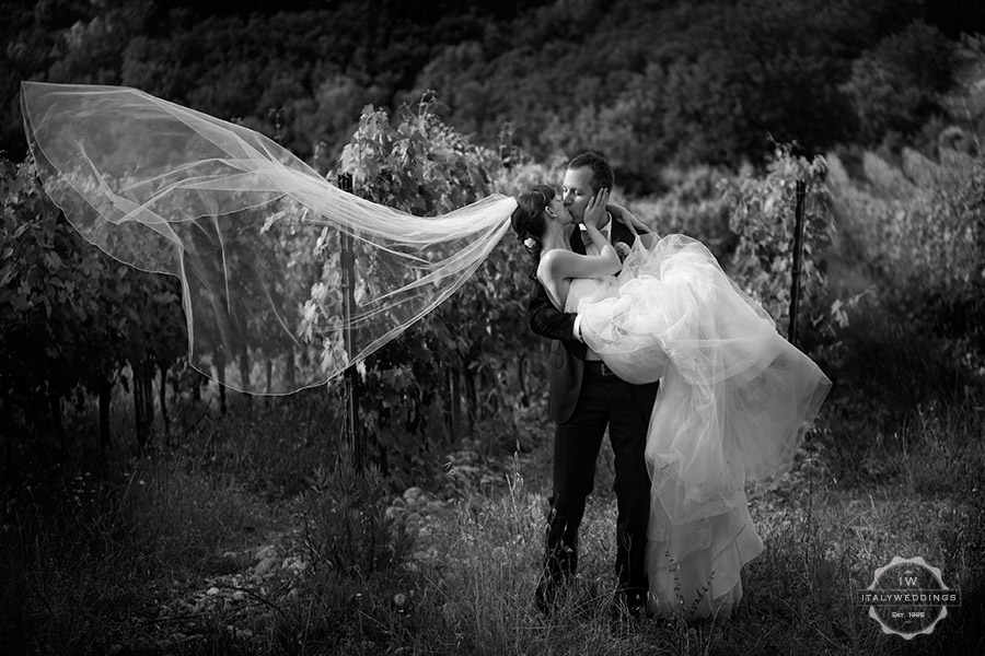 Florence wedding vineyard