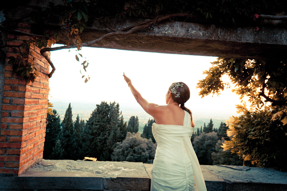 Vincigliata wedding Florence