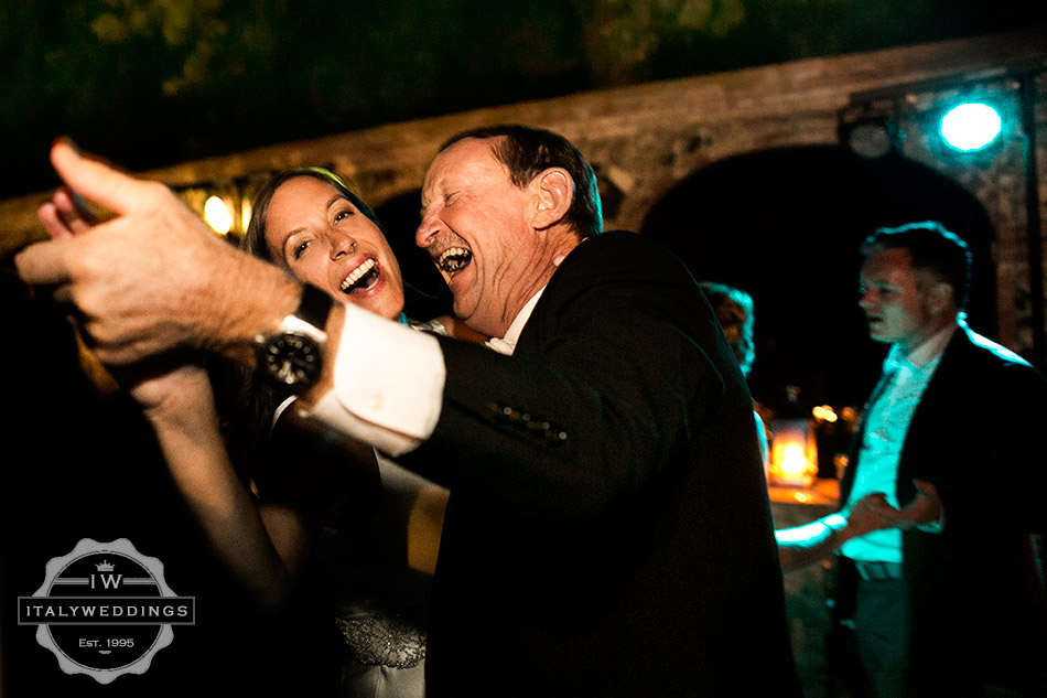 live band father daughter dance