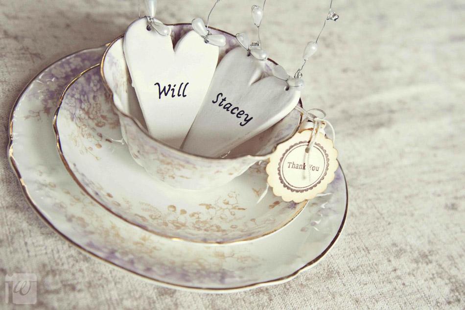 vintage teacup wedding decorations