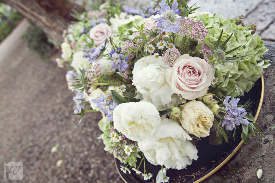 natural style florals