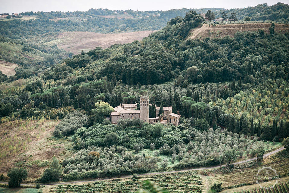 wedding venue Orvieto