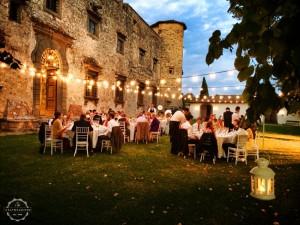 Castle Tuscany