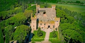wedding Castle tuscany