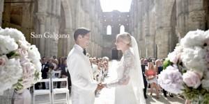 San Galgano wedding