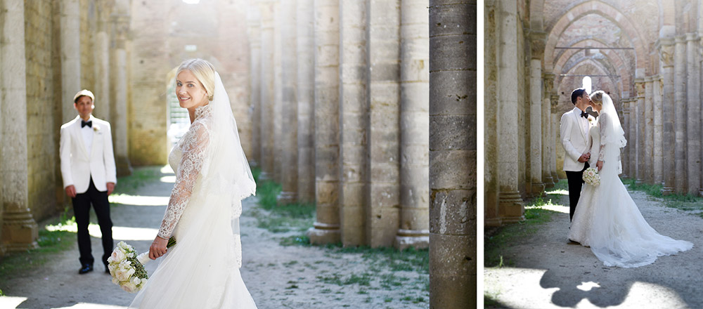 San Galgano wedding