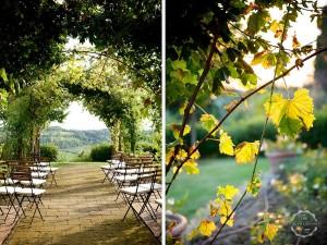 Wedding villa San Gimignano Tuscany