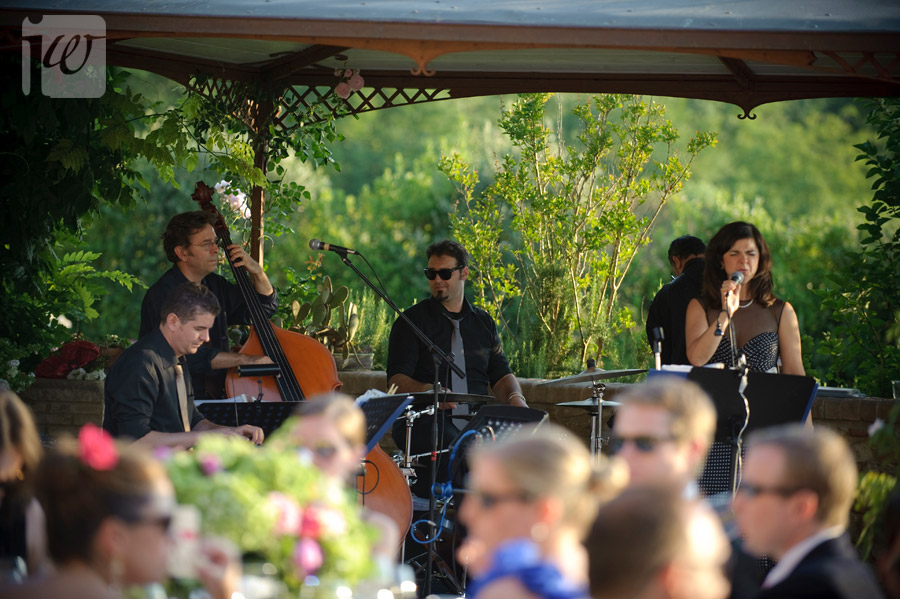 wedding band San Gimignano