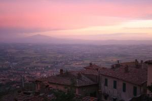 Panorama tuscany