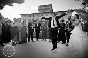 Villa Maiano wedding Florence