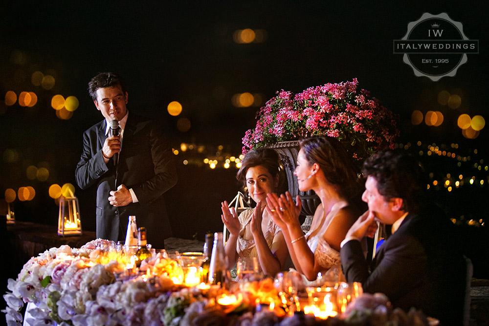 Villa Maiano wedding