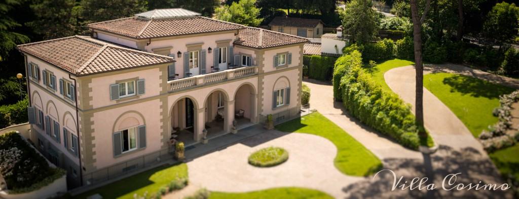 Wedding villa Cora Florence