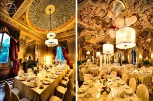 Wedding venue villa Cora Florence halls