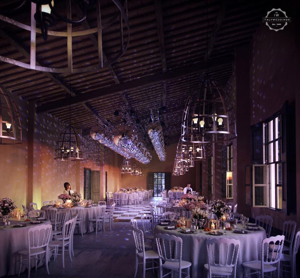 Wedding villa Florence