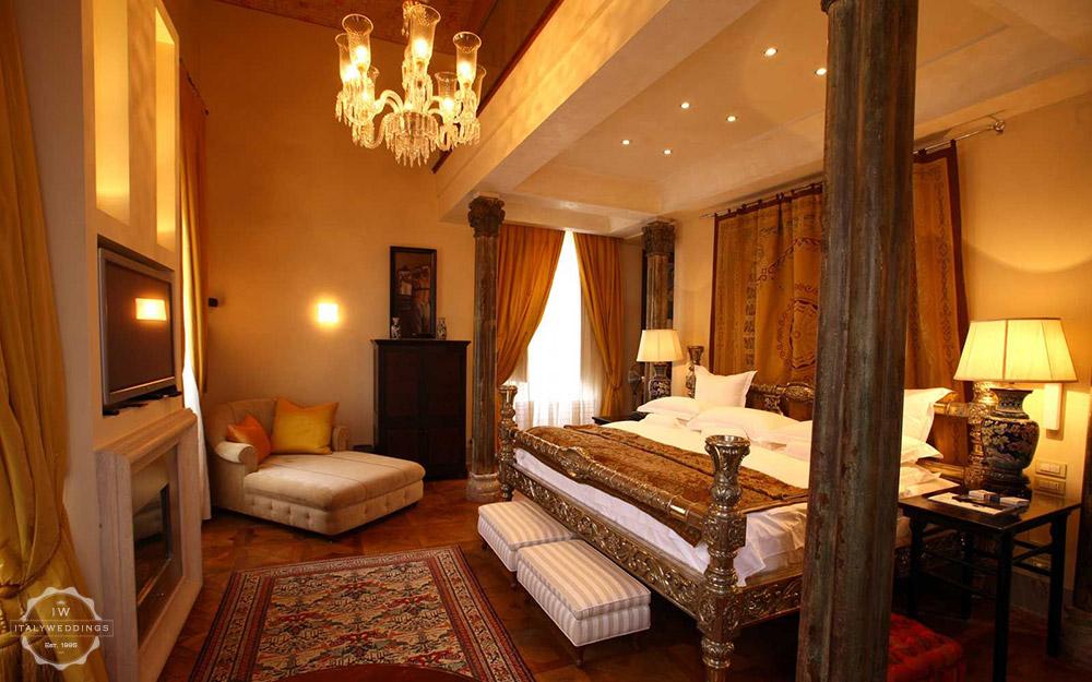 Florence villa wedding venue