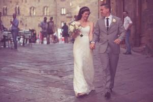 Volterra wedding