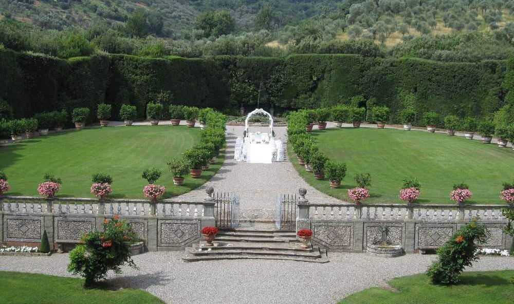 Wedding villa Lucca Tuscany Italy Grabau