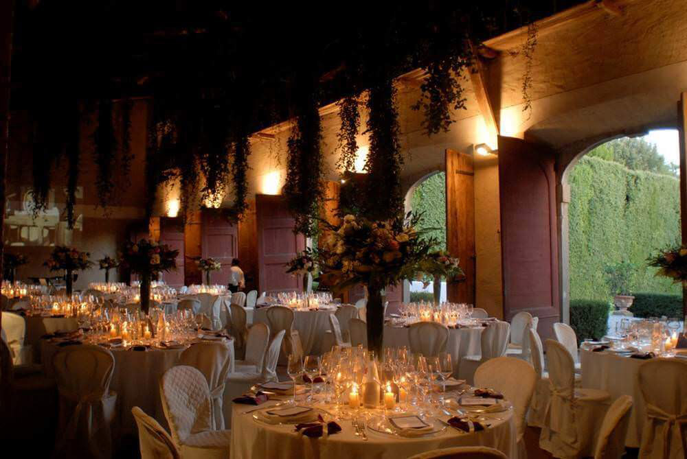 Wedding villa Lucca Grabau