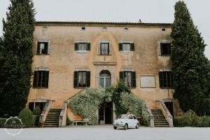 Villa wedding Tuscany