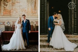 Villa wedding Tuscany Volterra town hall