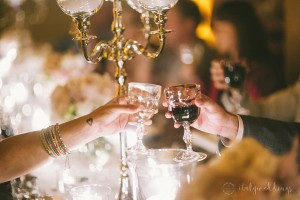 Tuscan wedding wines