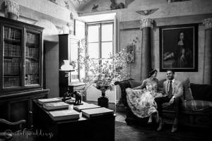Stomennano Siena wedding villa rooms