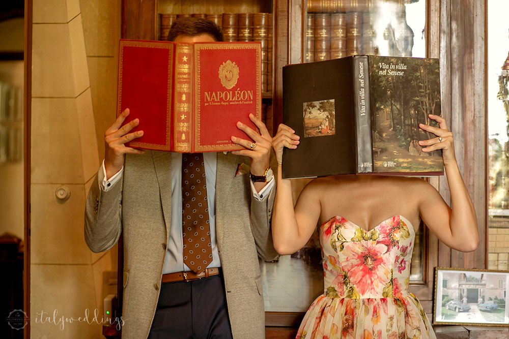 Stomennano Siena wedding portrait